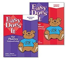 Easy Does It for Fluency: Preschool/Primary By Barbara A. Roseman & Karin L. Johnson