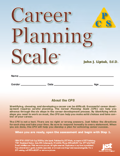 Career Planning Scale