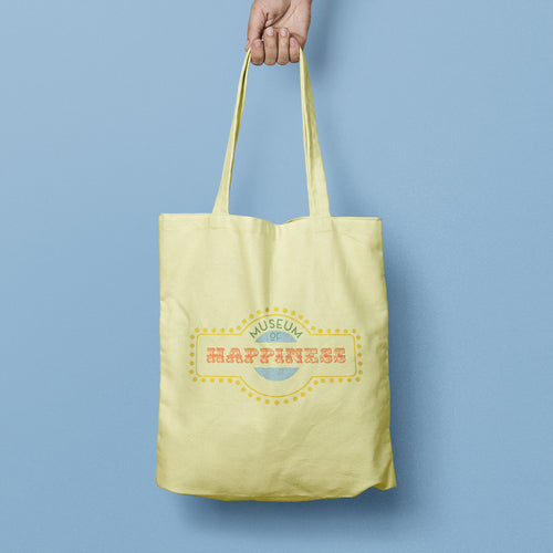 Organic Earth Positive Tote Bag