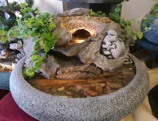 Indoor Tabletop Fountains - Indoor Tabletop Fountain (Large)