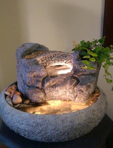 Indoor Tabletop Fountains - Indoor Tabletop Fountain (Small)