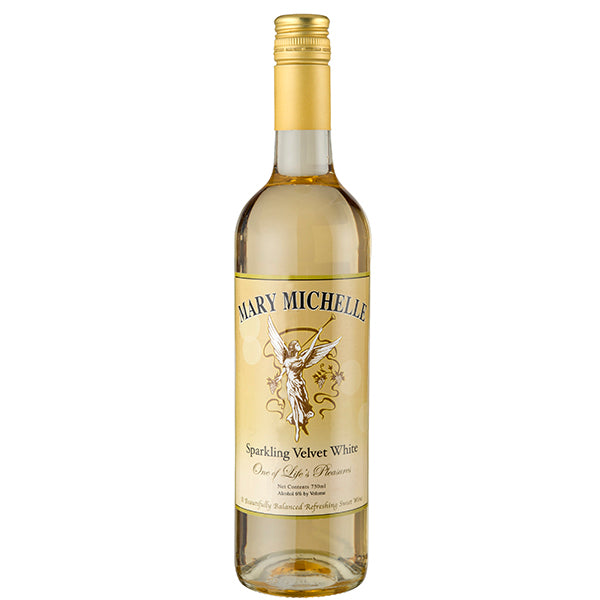Mary Michelle Winery Sparkling Velvet White