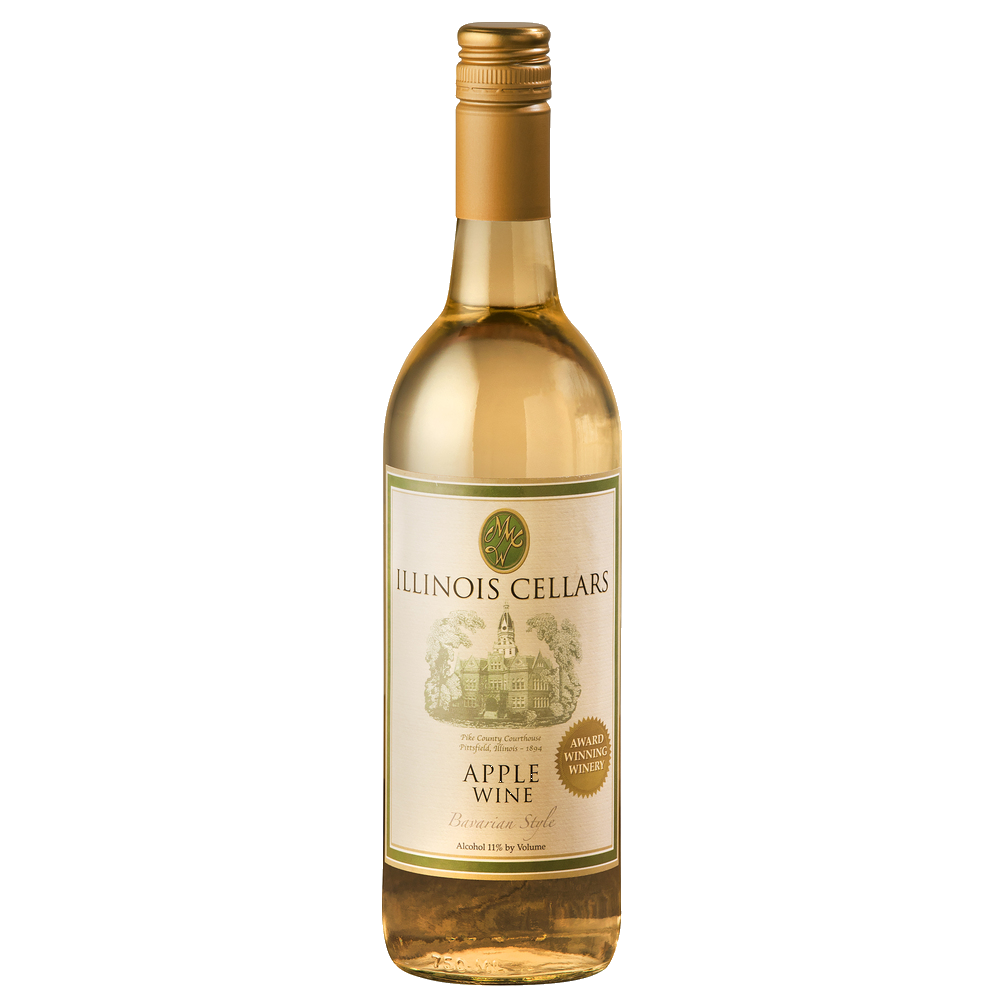 Illinois Cellars Apple Wine