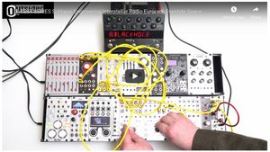 TEST SERIES Schlappi Engineering Interstellar Radio Eurorack Eventide Space