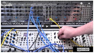 TEST SERIES Mungo Enterprises R0 Reverb Eurorack
