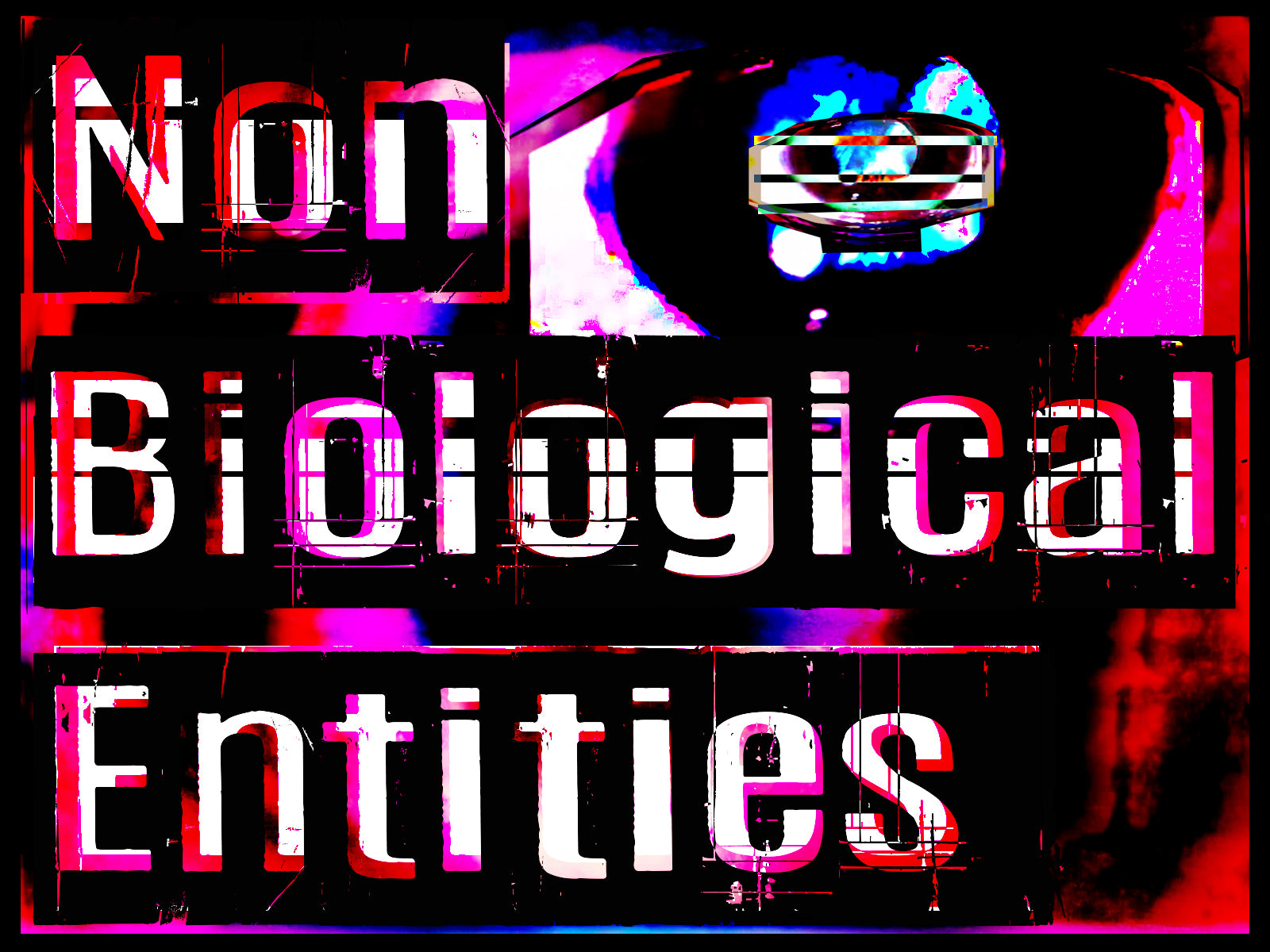 NON BIOLOGICAL ENTITIES