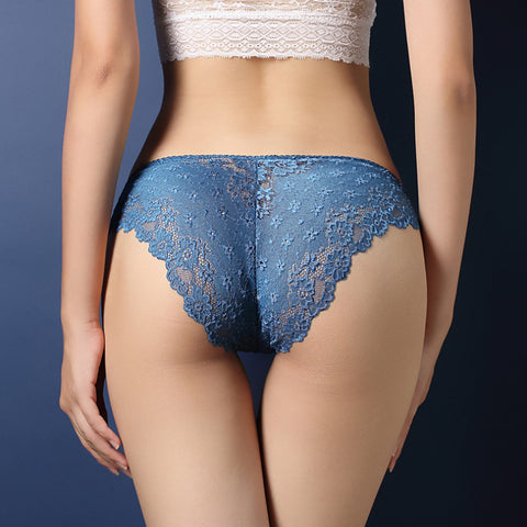 Hot Fashion Women Underwear Sexy Lace Transparent