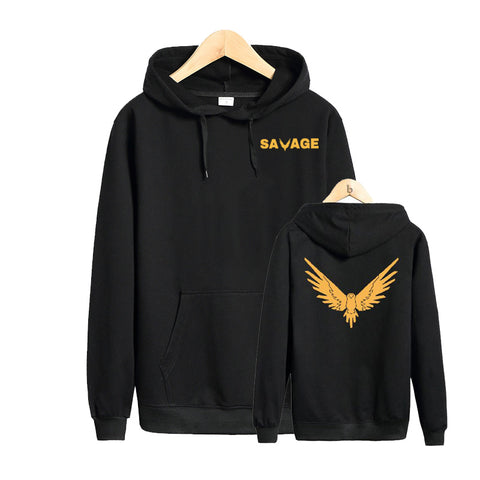 Logan Paul Maverick Bird Hoodie for Men