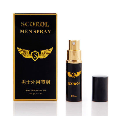 Scorol Men Spray Sex Pill for Men