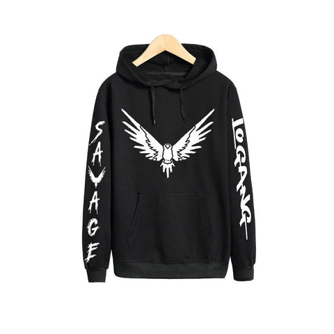 Logan Paul Maverick Hoodies for Man