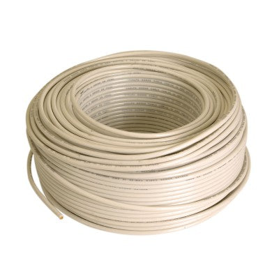 Cable blanco de 10 Awg (500ft)
