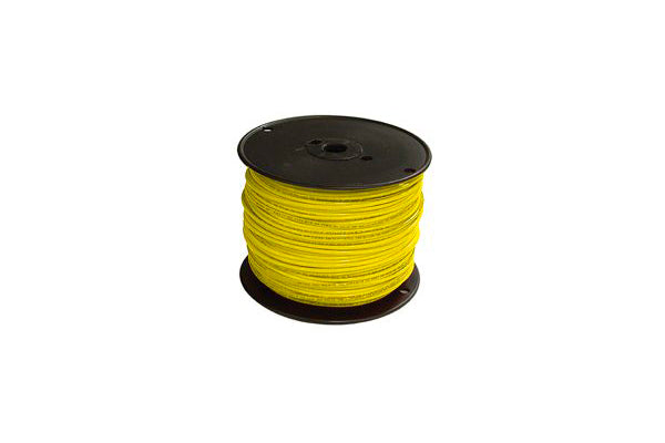 Cable amarillo de 12 Awg (500ft)
