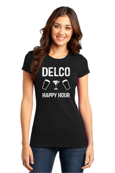 LADIES DELCO HAPPY HOUR