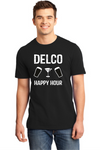 DELCO HAPPY HOUR