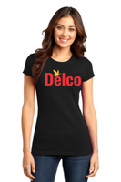 DELCO LADIES TEE