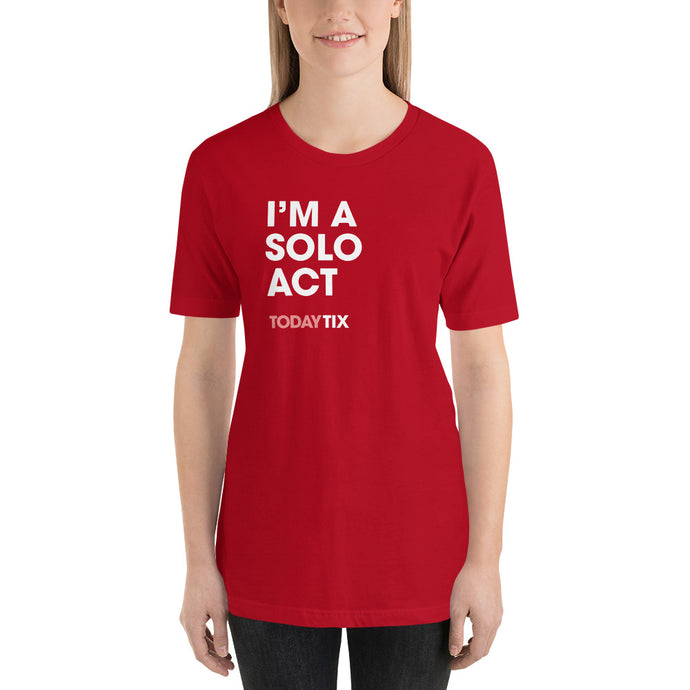 Solo Act T-Shirt
