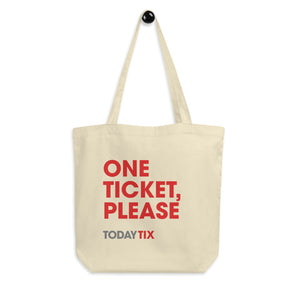 One Ticket Tote