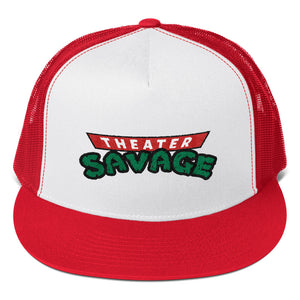 Theater Savage Baseball Cap