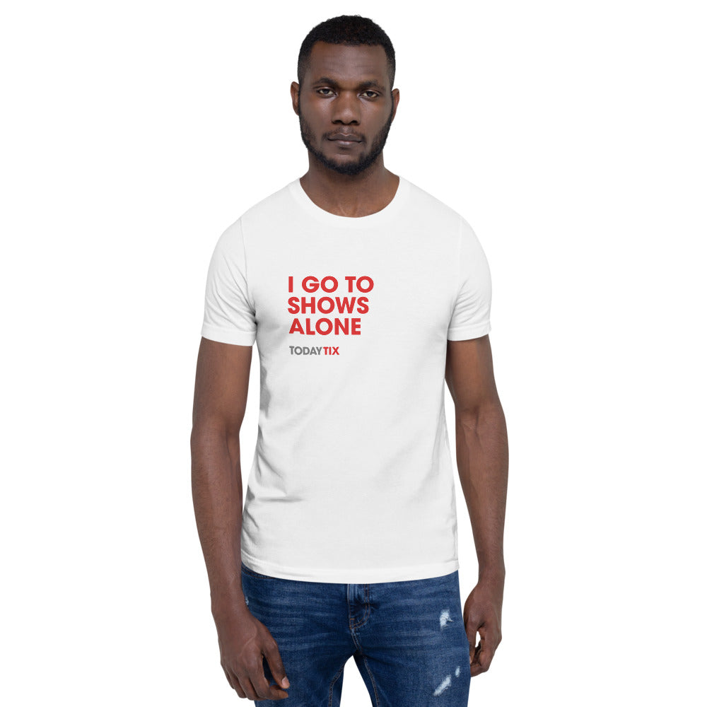 I Go Alone T-Shirt