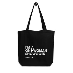 One-Woman Showgoer Tote