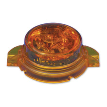 65mm LED Flashing Warning Lamp for Applications  Construction Industrial Material Handling Specialty Vehicles
