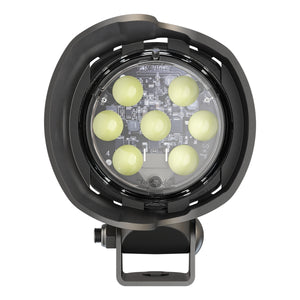 Round LED Work Lamps for Applications  Agriculture Commercial Truck Construction Material Handling Mining Off-Road 4x4 Power Sports Railroad Specialty Vehicles Truck & Bus Industrial