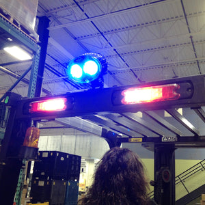 LED Material Handling Safety Light – Model 770 BLU (Contact For Price)