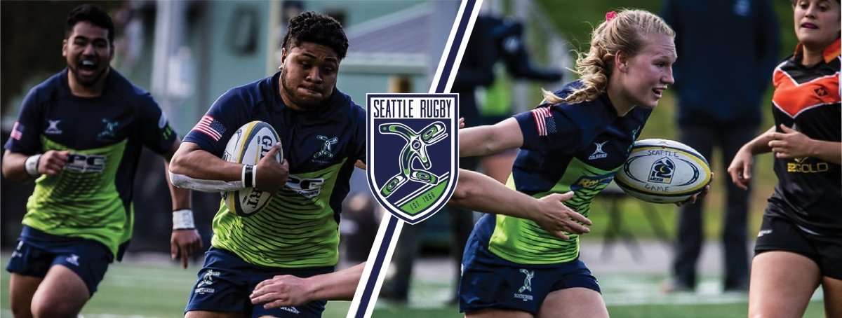 Seattle Rugby Club Partners with The Rugby Shop | www.therugbyshop.com