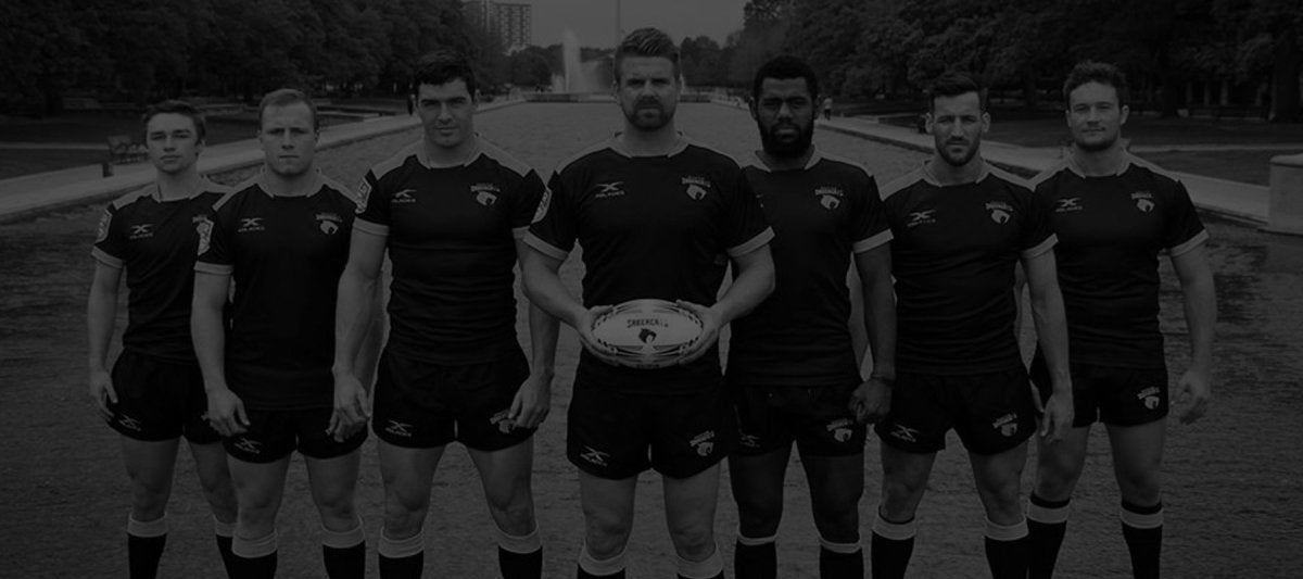 HOUSTON SABERCATS TRAINING WEAR | www.therugbyshop.com