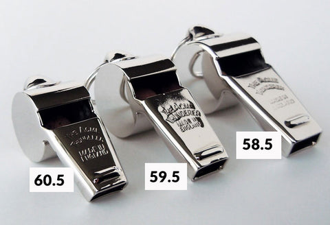 Whistle Comparison