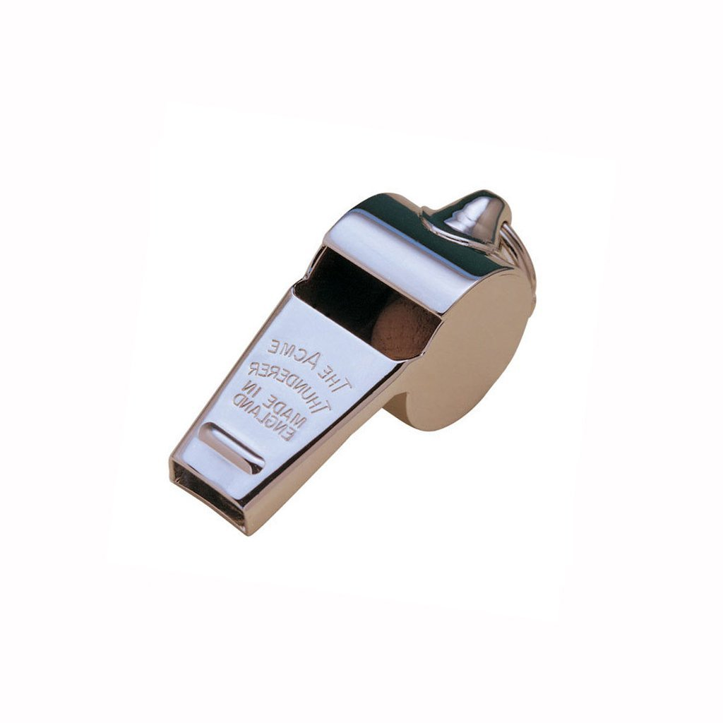 Acme Thunderer Whistle #60.5 - www.therugbyshop.com
