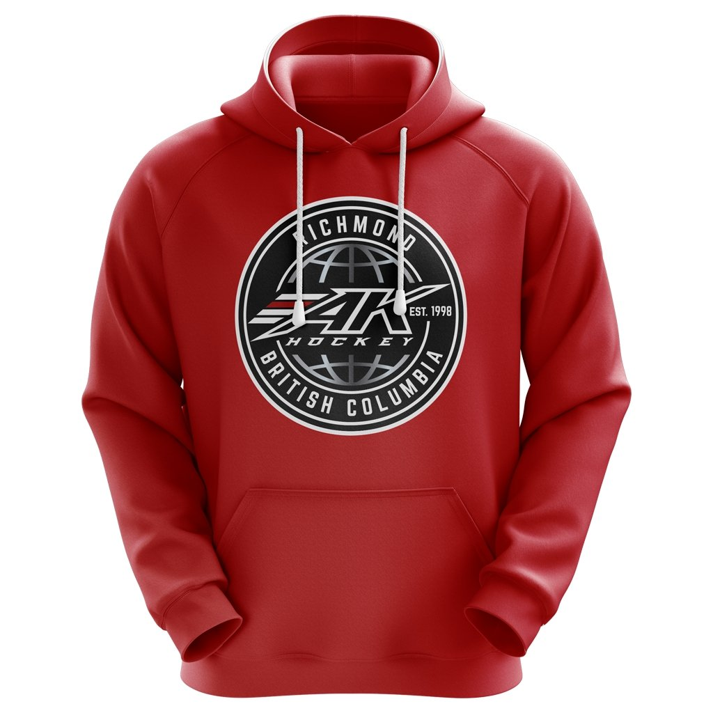 AK Hockey Richmond Hoodie - Unisex/Youth - www.therugbyshop.com