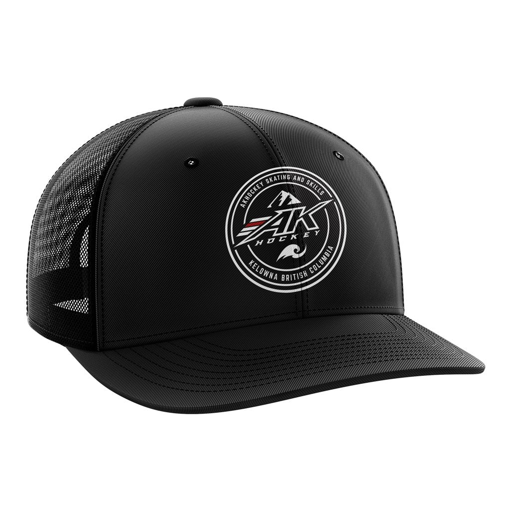 AK Hockey Trucker Hat - www.therugbyshop.com