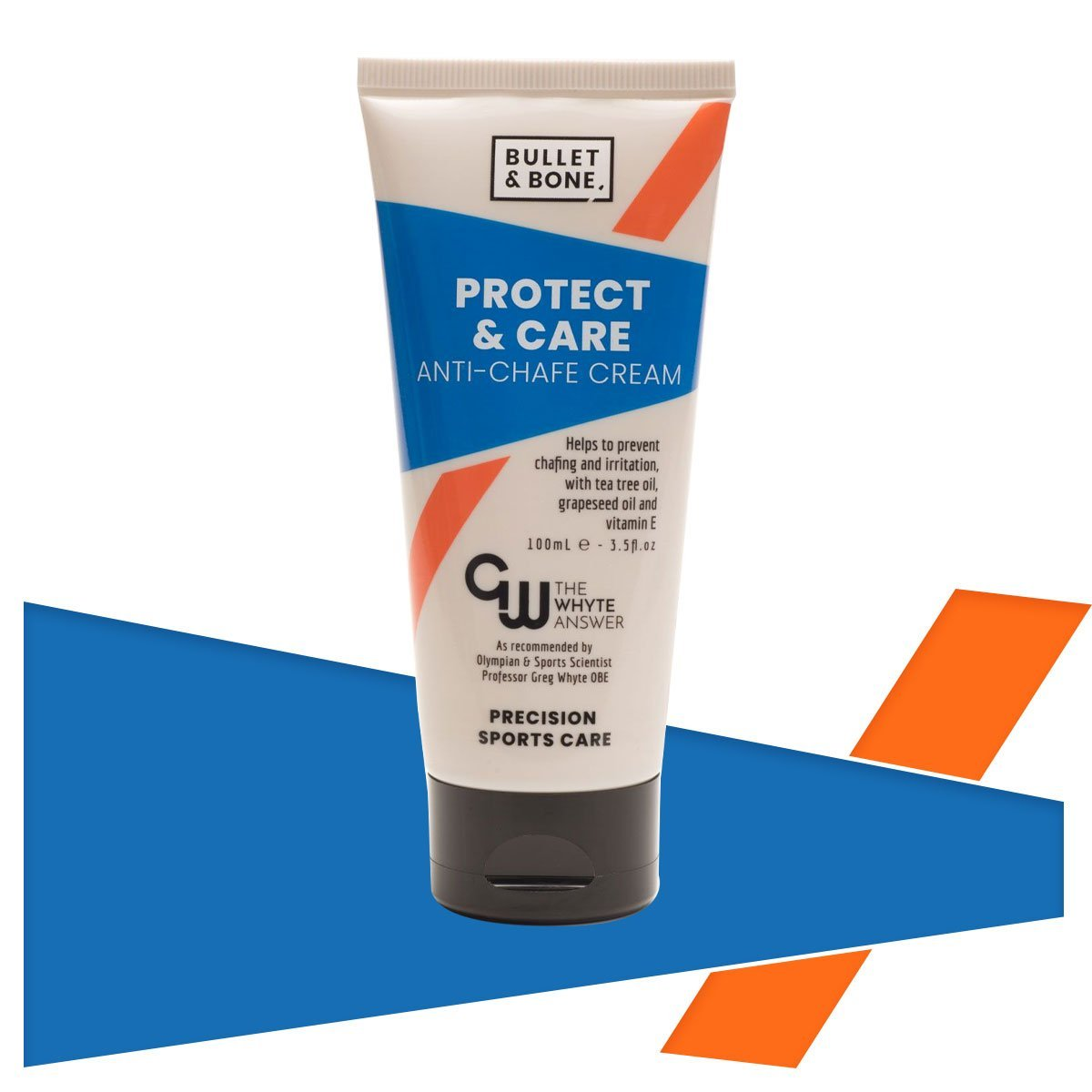 Bullet & Bone Protect and Care Anti-Chafe Cream - www.therugbyshop.com