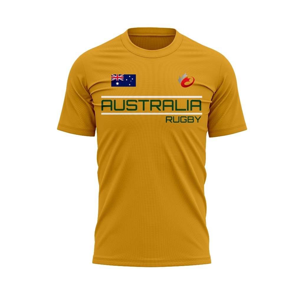 Canada 7S Supporter Tee - Australia - www.therugbyshop.com