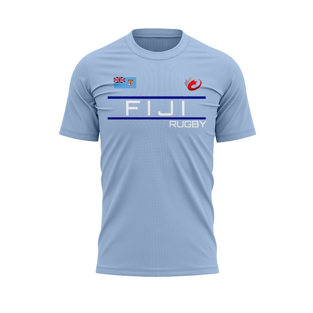 Canada 7S Supporter Tee - Fiji - www.therugbyshop.com