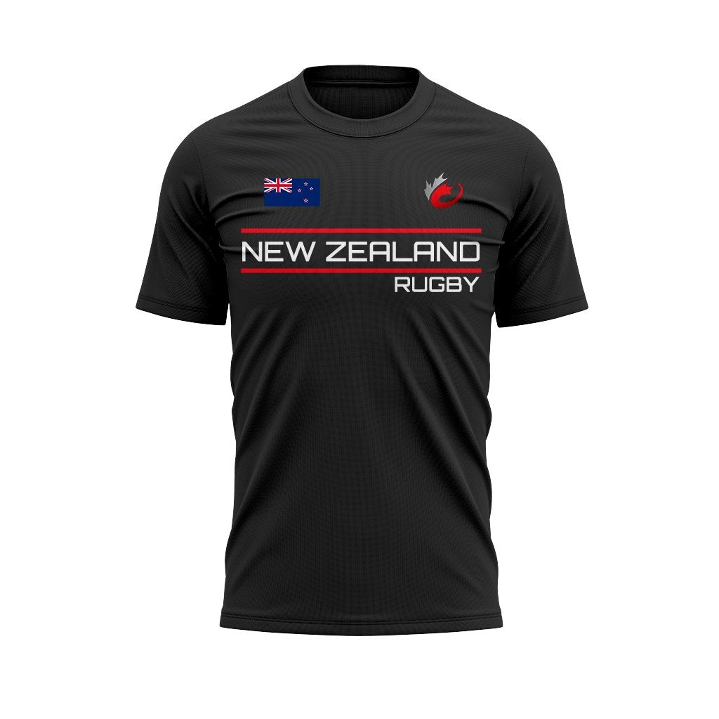 Canada 7S Supporter Tee - New Zealand - www.therugbyshop.com