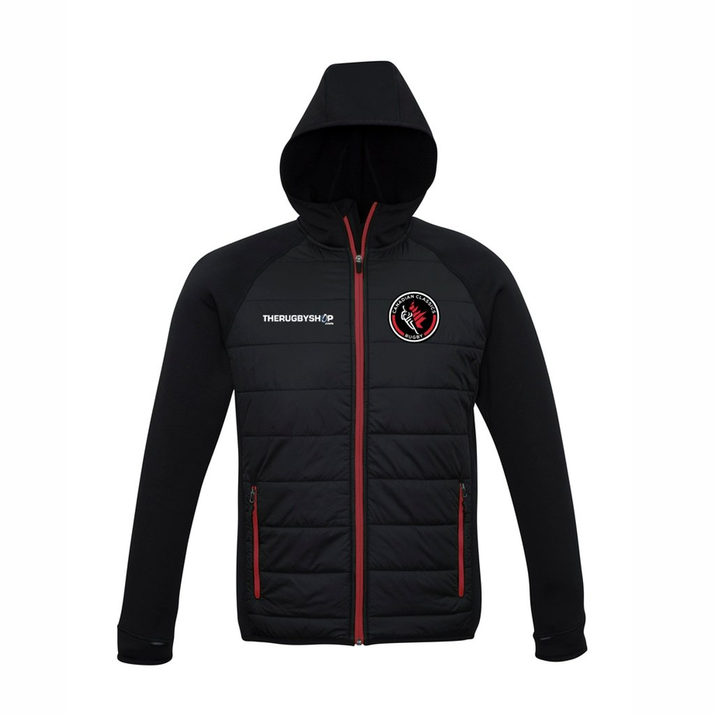 Canadian Classics Stealth Tech Jacket - Mens/Womens - www.therugbyshop.com