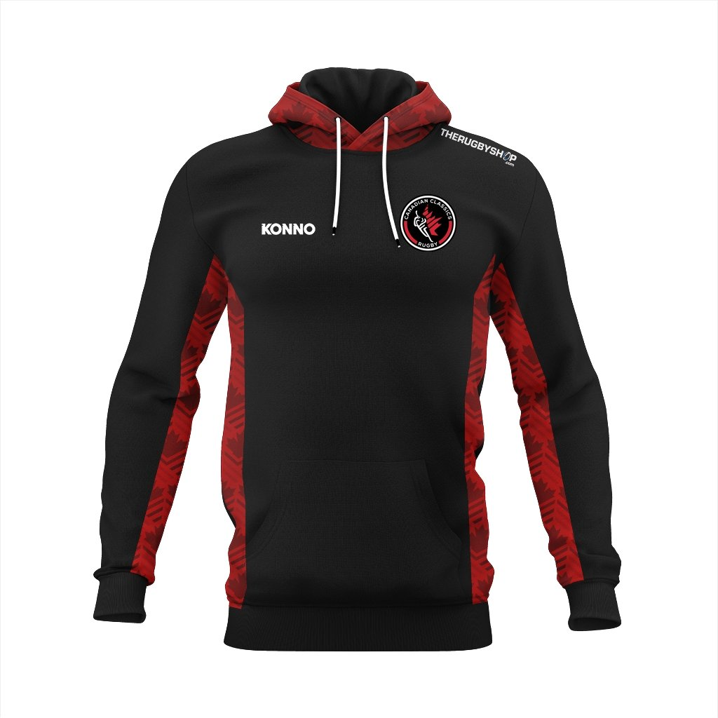 Canadian Classics Sublimated Poly Fleece Hoodie - www.therugbyshop.com