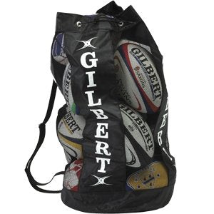 Gilbert Ball Bag - Breathable - www.therugbyshop.com
