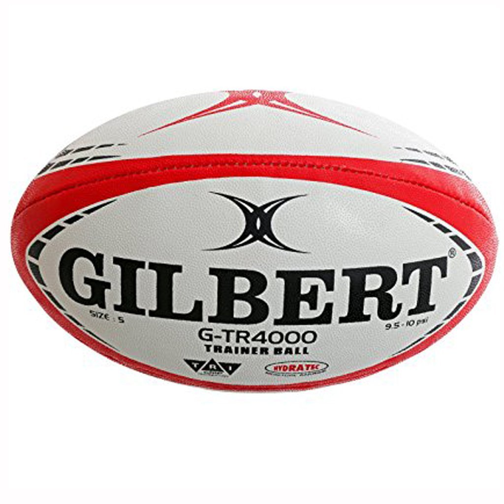 Gilbert G-Tr4000 Trainer Ball Size 5 - www.therugbyshop.com