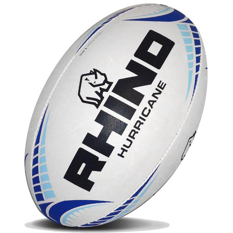 Hurricane Practice Rugby Ball - www.therugbyshop.com