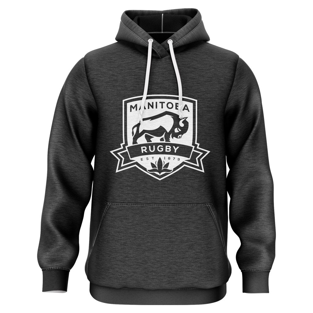 Manitoba Hype Pullover Hoodie - www.therugbyshop.com
