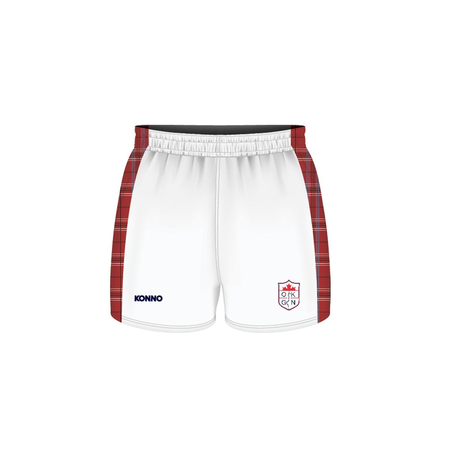 Okanagan Rugby Club Match Shorts - www.therugbyshop.com