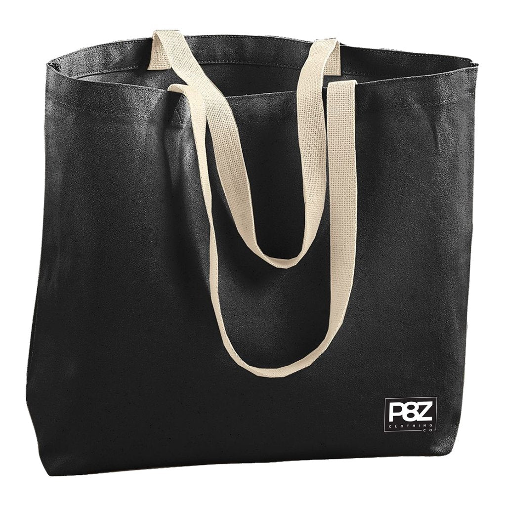 "P8Z CLOTHING CO. - ""DEBBIE"" JUMBO TOTE BAG - www.therugbyshop.com"