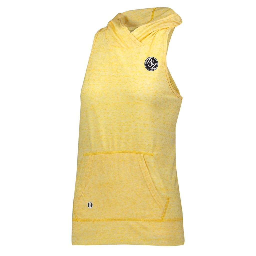 "P8Z CLOTHING CO. - ""JEANIE"" WOMEN'S HOODED TANK - www.therugbyshop.com"