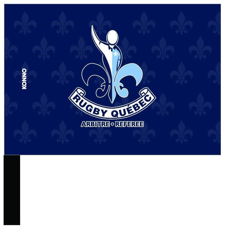 Quebec Referees Touch Line Flags - www.therugbyshop.com