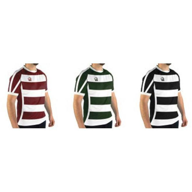 Rhino Rugby Men's Stock Jerseys - Solid & Hooped - www.therugbyshop.com