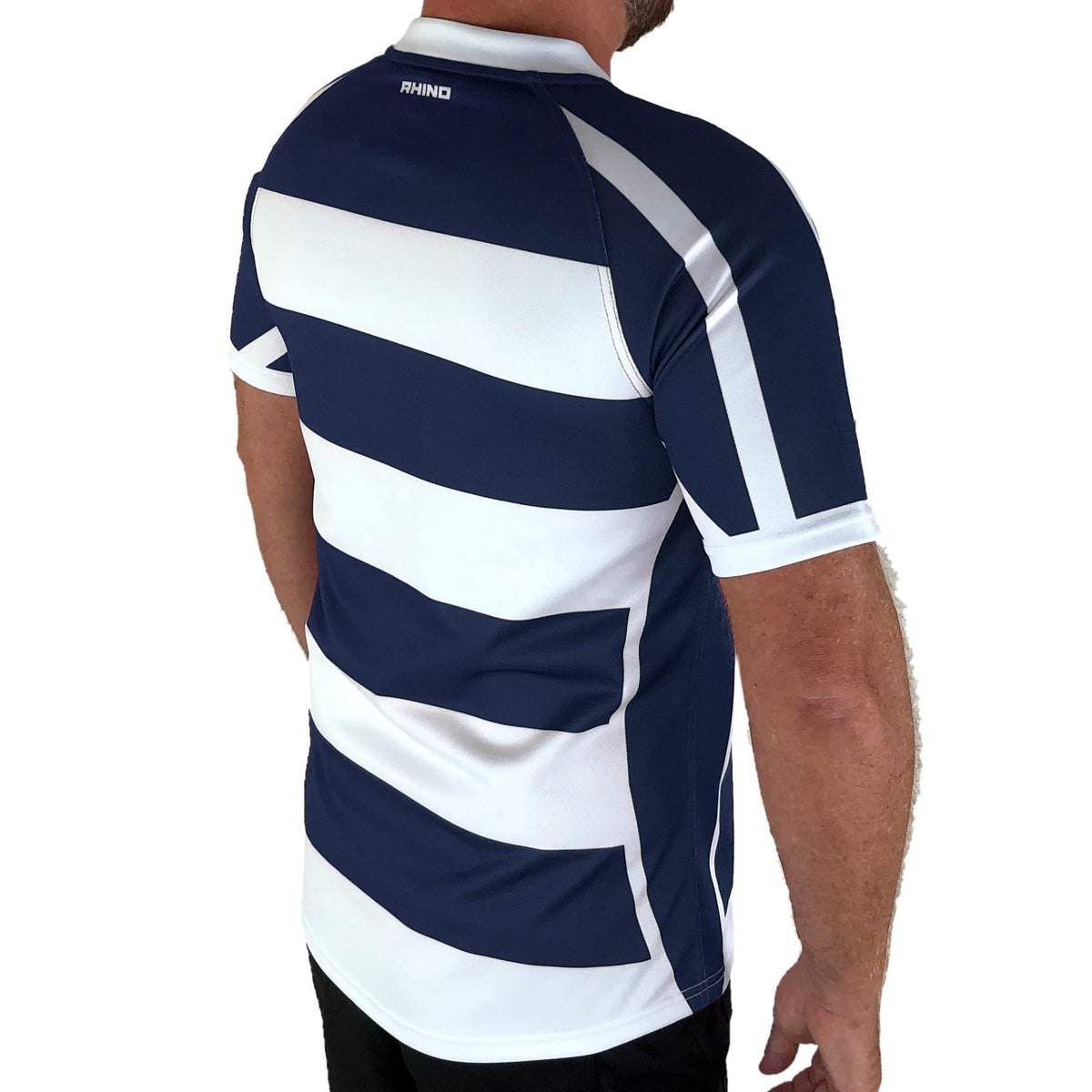 Rhino Rugby Men'S Striped Stock Jersey - www.therugbyshop.com