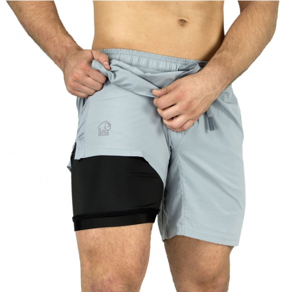 Rhino Training Shorts - www.therugbyshop.com